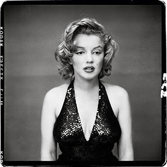 Avedon-Marilyn-Monroe