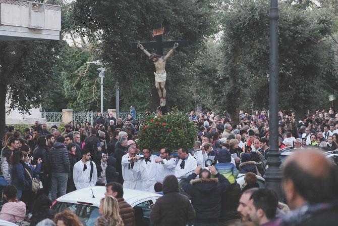 Processione delle Vare Vibo Valentia