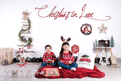 Sessione fotografica Natale